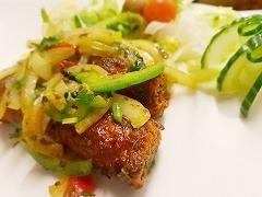 Sheek Kebab at The Spice Restaurant