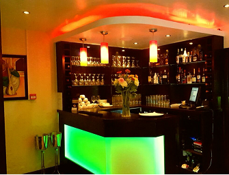 Drinks Bar at The Spice Restaurant
